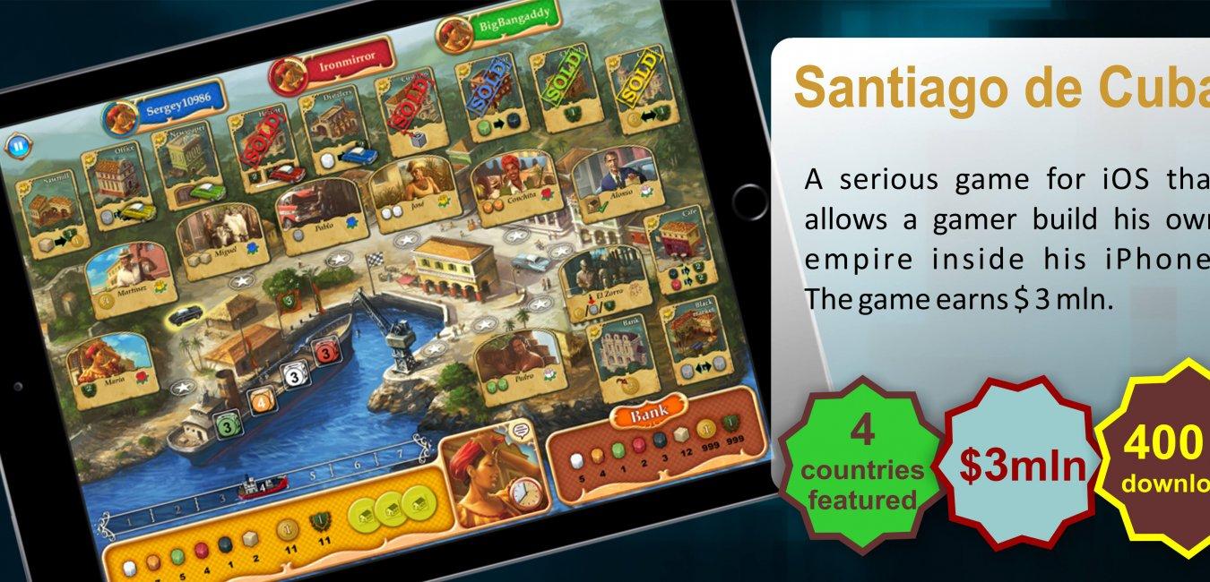 Santiago de Cuba Game development outsourcing