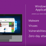Microsoft represented a protective technology Windows Defender Application Guard for Edge web-browser