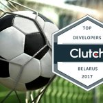 VironIT got in Top 15 software development companies from Belarus, rated by Clutch.co