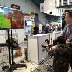 VR-game by VironIT at Tibo-2017 was played by 400 persons, and the only 10-year-old boy won