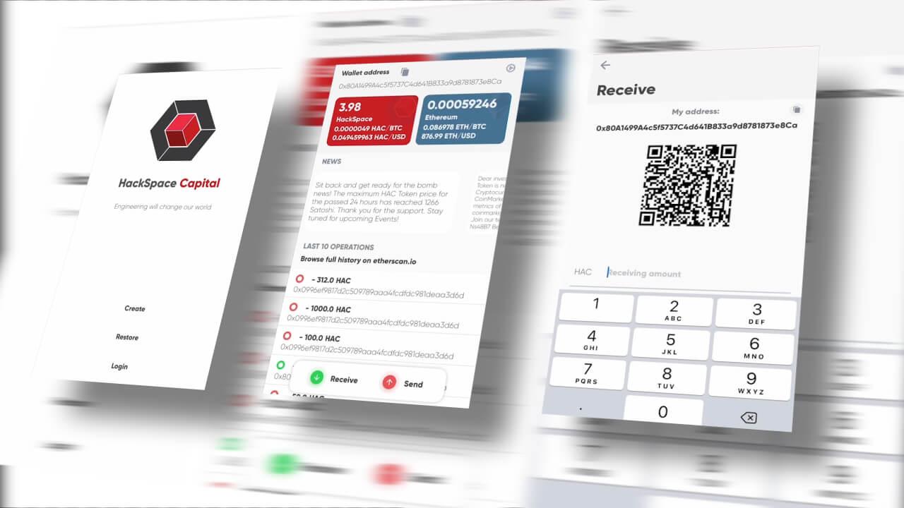 hackspace app