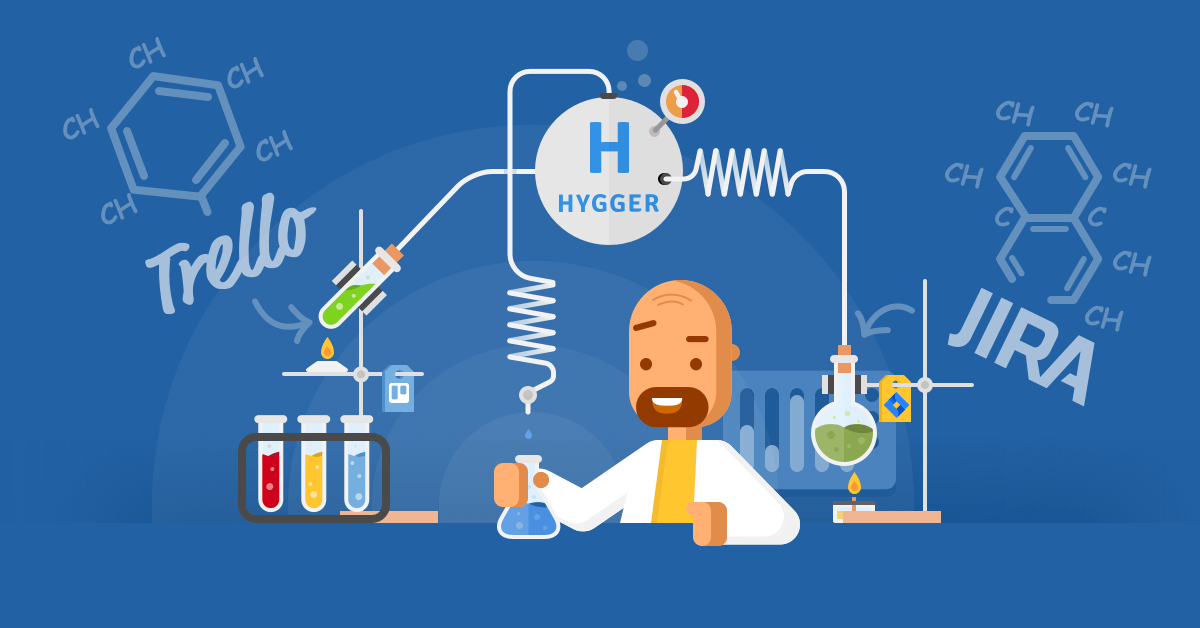 How we use Hygger for product management