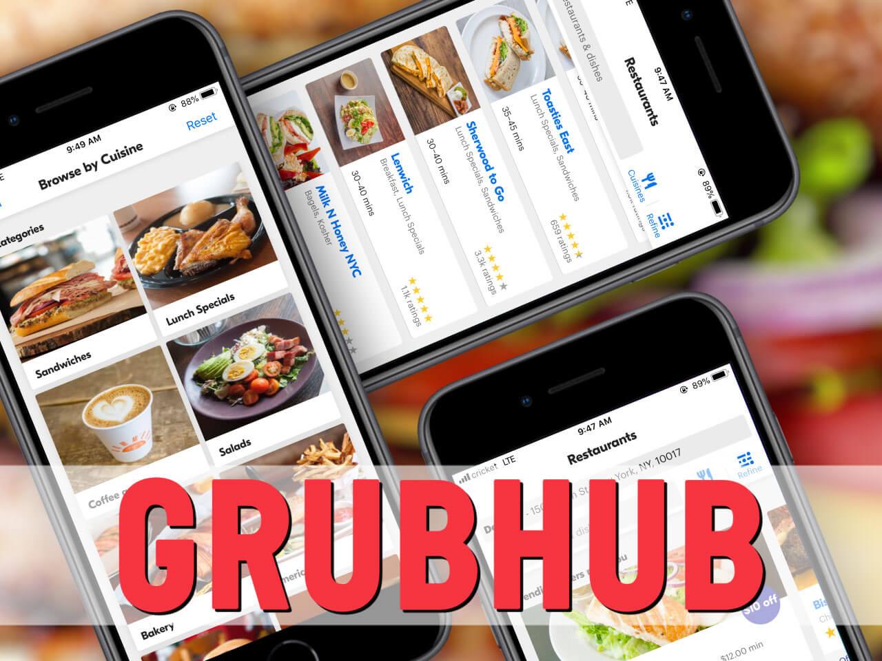 GrubHub Success Story