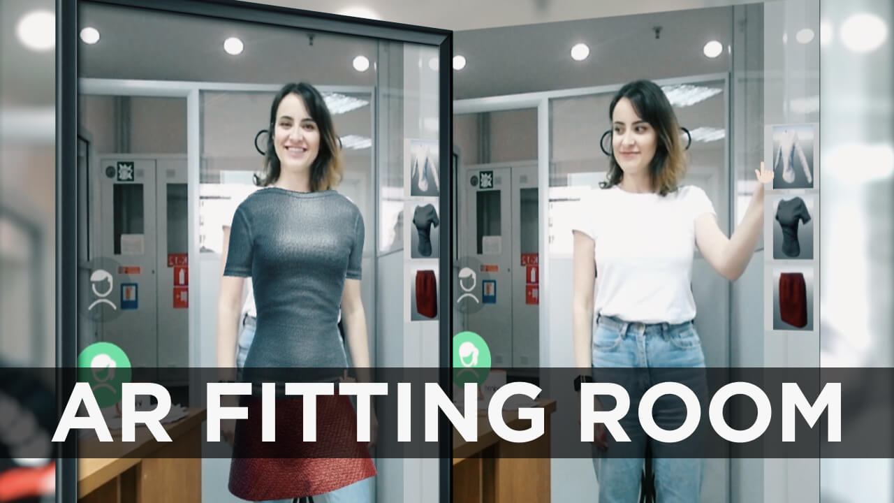 AR Fitting room