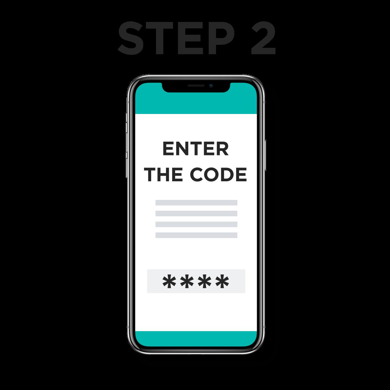 KeyToPortal Authenticator Step 2
