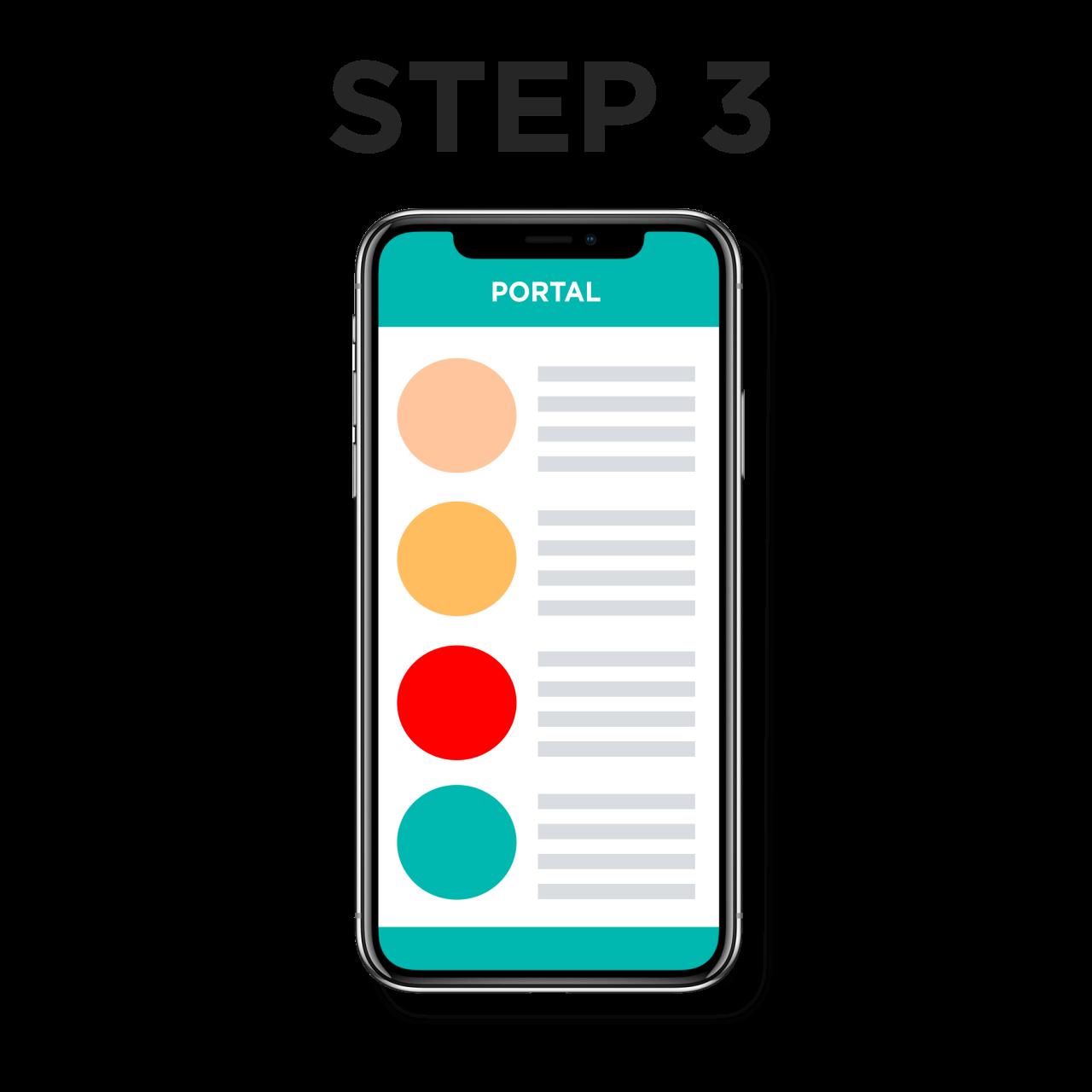 KeyToPortal Authenticator Step 3