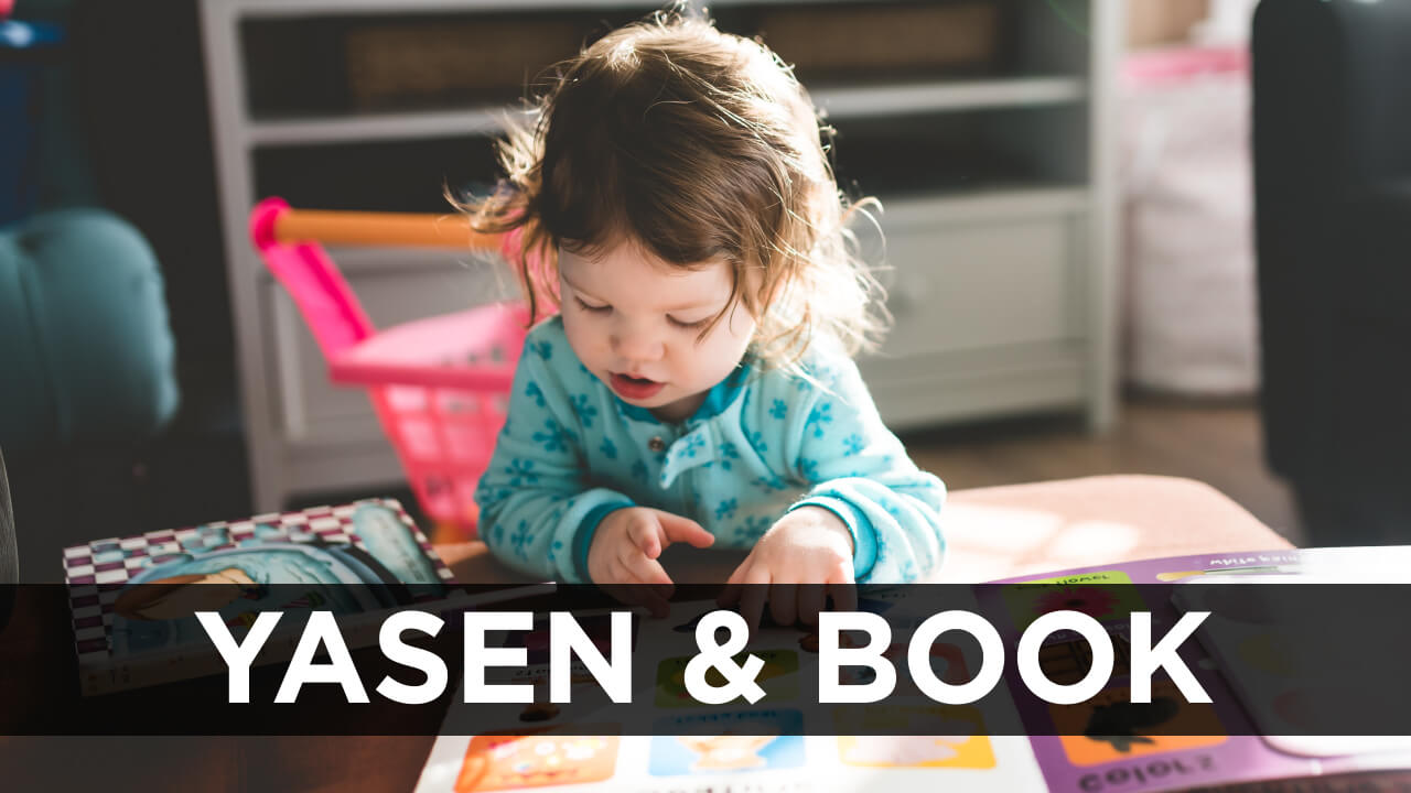 Yasen & Book Preview Image