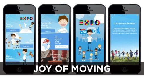 JOY OF MOVING
