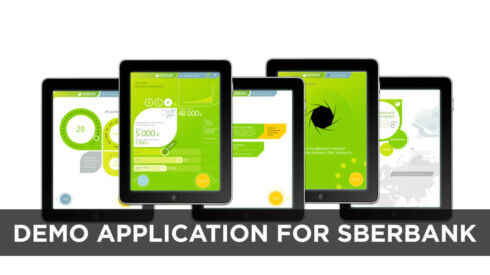 DEMO APPLICATION FOR SBERBANK