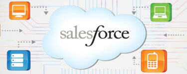 How SalesForce technology projects operate in modern business sphere
