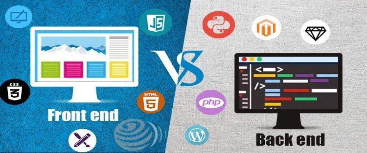 Front-end vs Back-end: What is the difference?