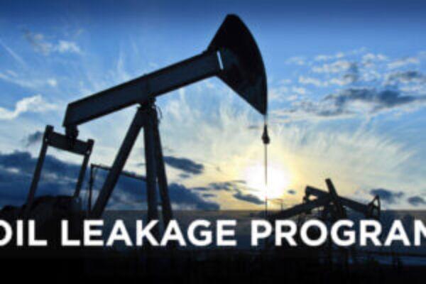 Oil leakage program
