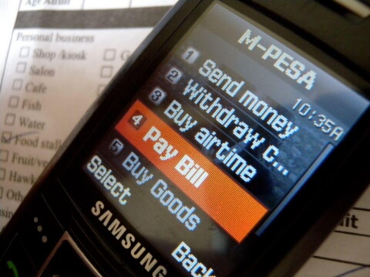 m-pesa-cell-phone