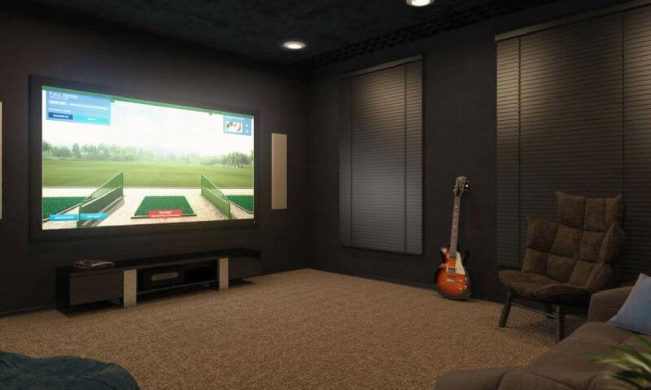 GolfUnity - room