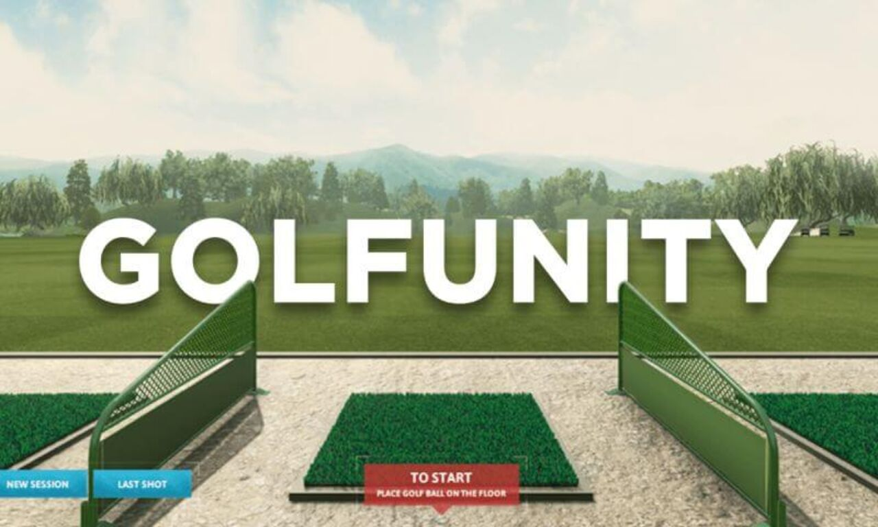 GolfUnity - preview screen