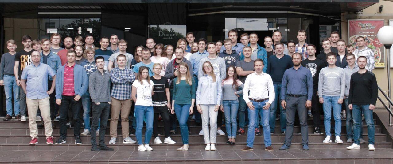 VironIT Software Development Company Celebrates its 13th Anniversary. Happy Birthday!