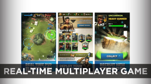 Real-time multiplayer game
