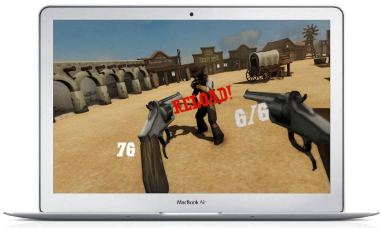 Wild West VR - duel