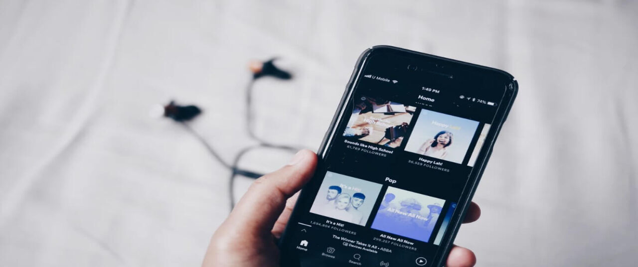 How to create a music app like Spotify?