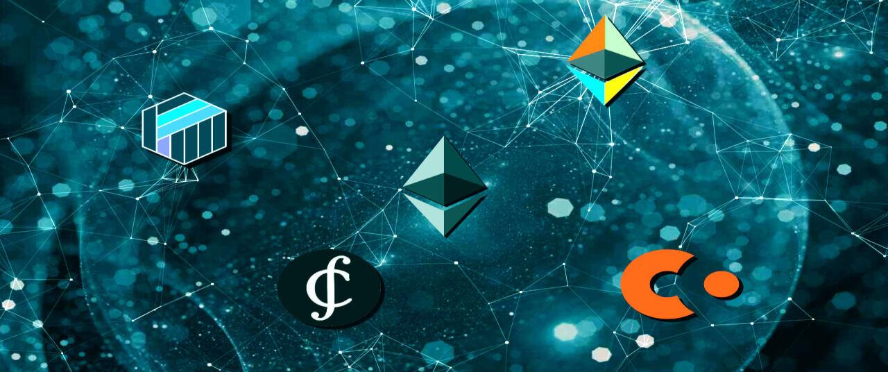 A blockchain platforms comparison