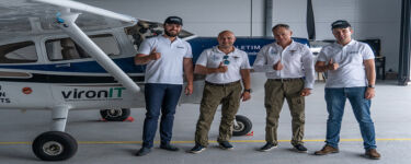 VironIT Supported The First Belarusian Round-The-World Flight