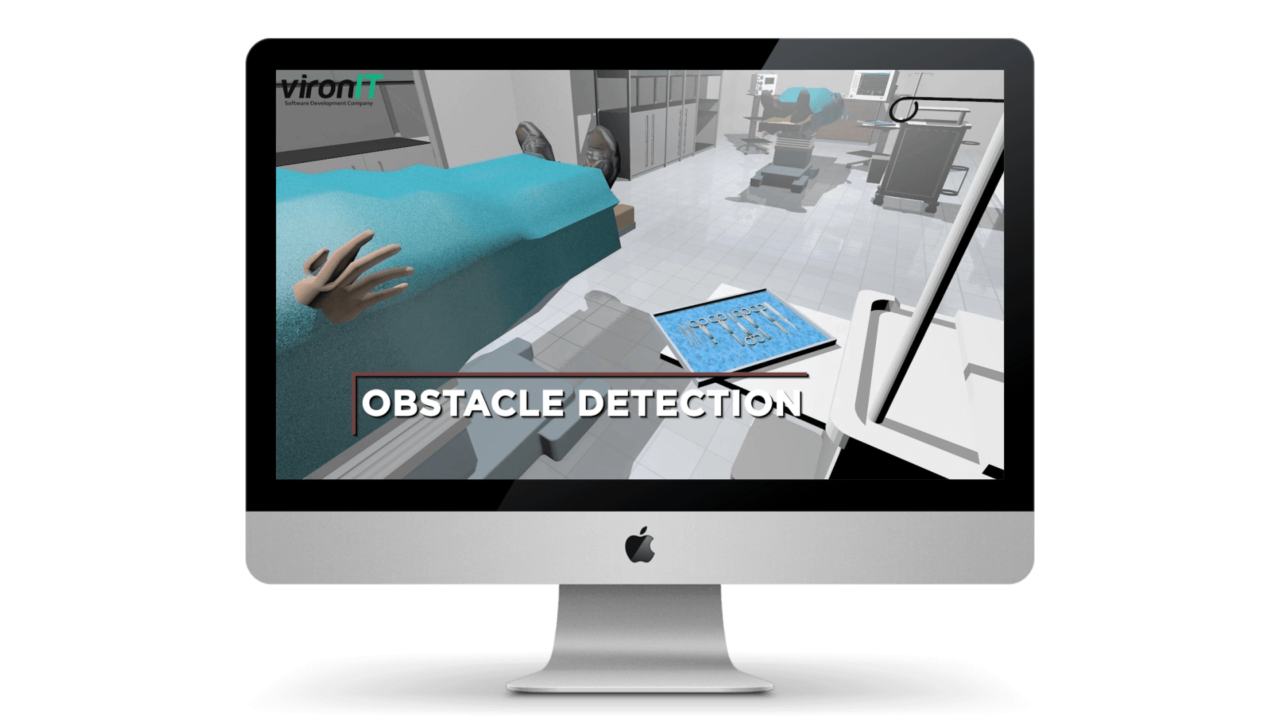 Trauma Anatomy - Obstacle detection