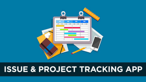 Issue & Project Tracking App