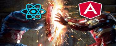 Angular vs React. An In-depth Comparison