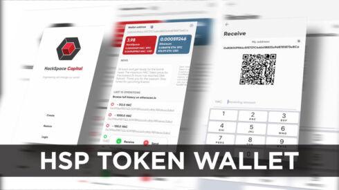 HSP token Wallet