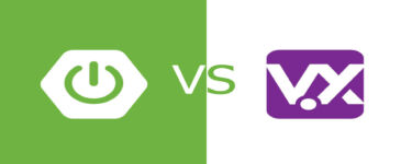 Comparison of Web Frameworks (Spring Boot Vs Vert.x)