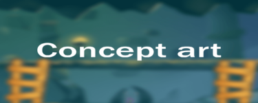 Graphic Pipeline in Game Dev: Concept Art