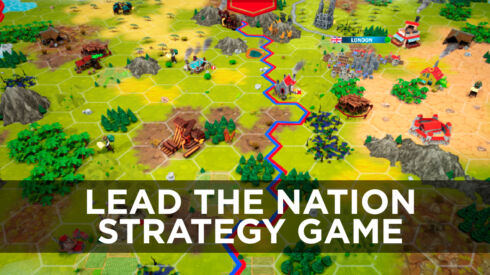 Lead The Nation Strategy Game
