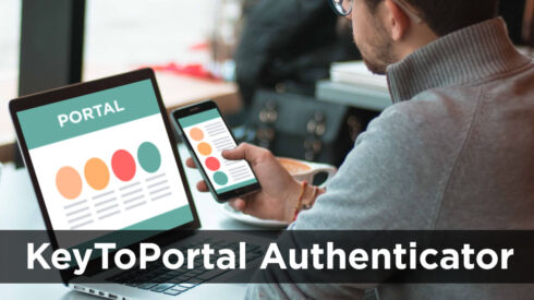 KeyToPortal Authenticator