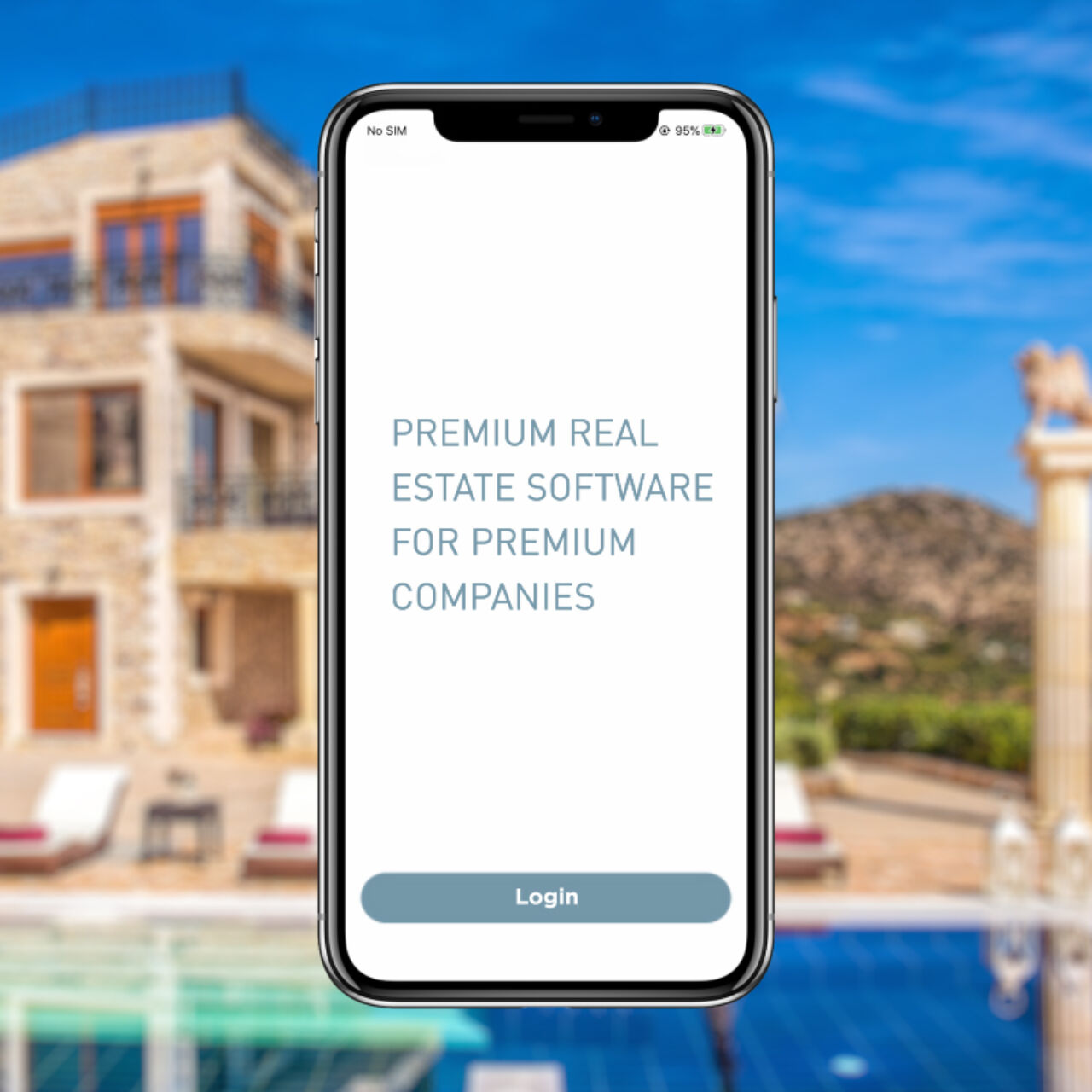Real Estate Software for premium companies