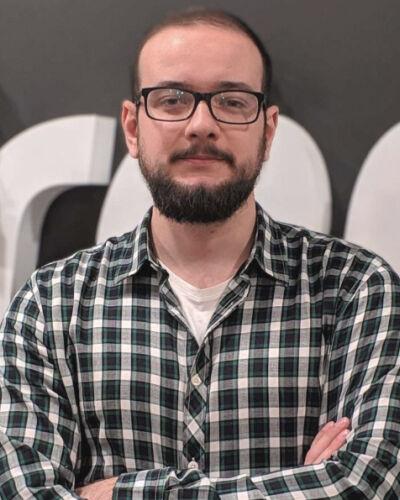 Project manager Dmitry Kurbatov