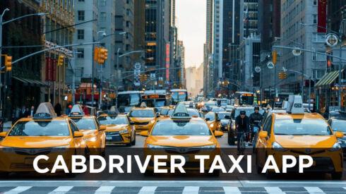 CabDriver Taxi App
