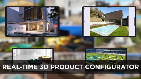 Real-time 3D Product Configurator