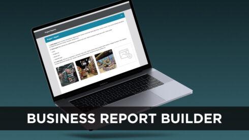 Business Report Builder