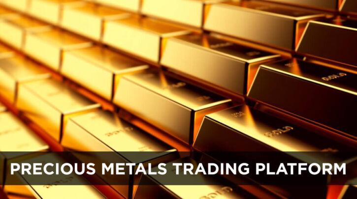 Precious Metals Trading Platform