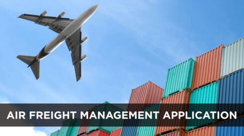 Air Freight Management Application