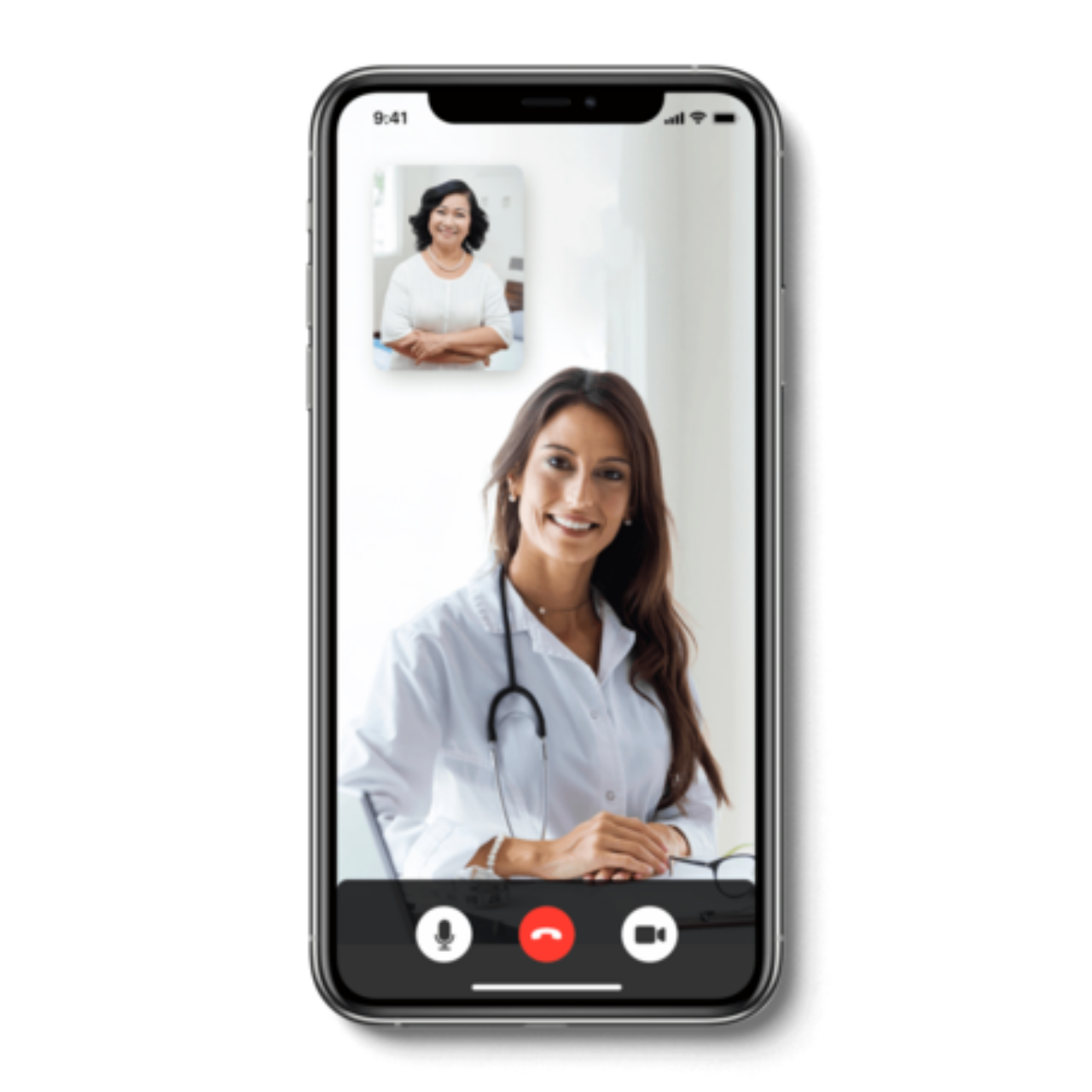 Medical Services App Video Call