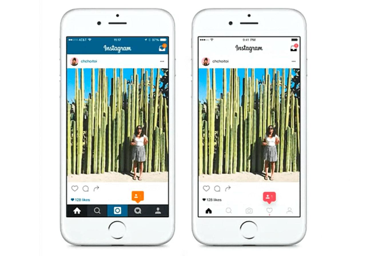 Instagram Redesign 2016