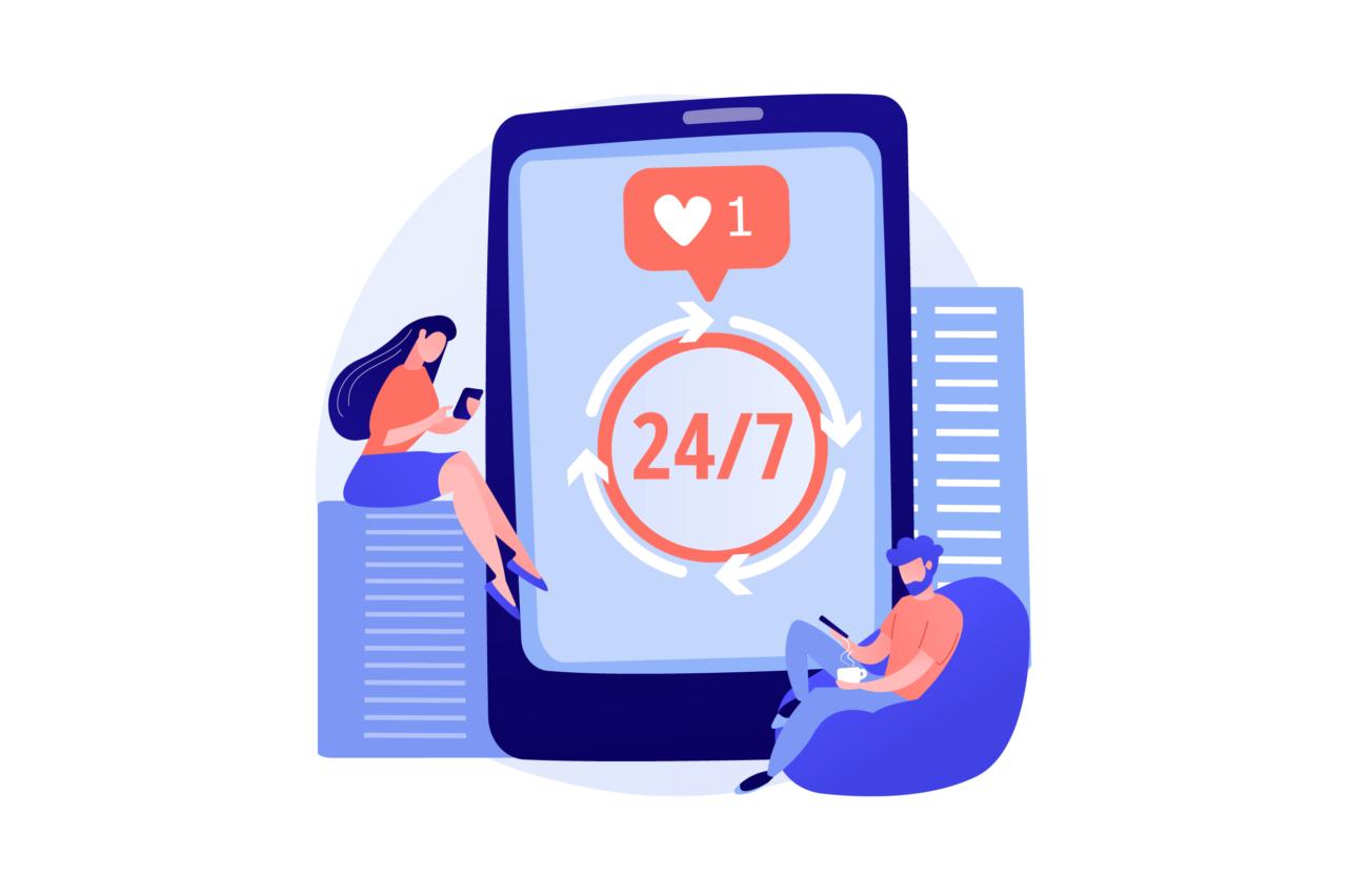 Time In-App