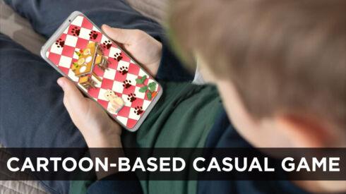 Cartoon-Based Casual Game