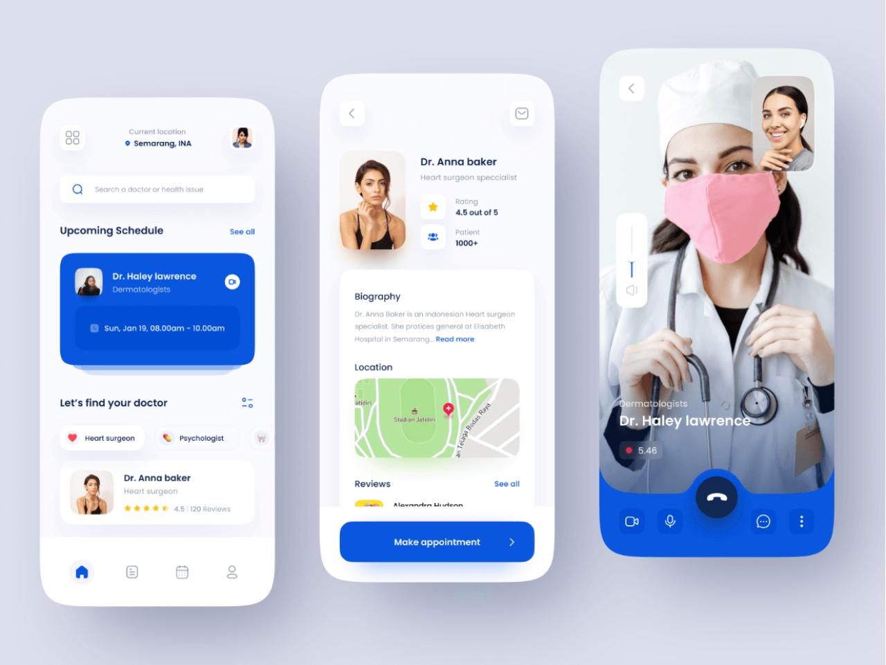 Medical Mobile App