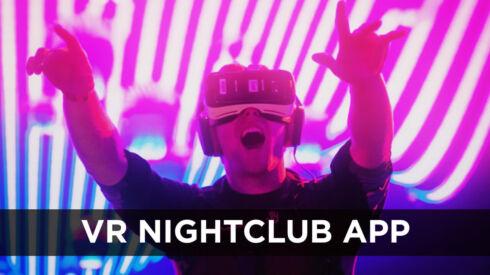 VR Nightclub App