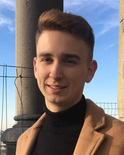 Project manager Anton Dovnar