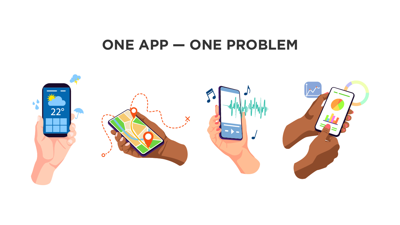 Small App Solves One Problem