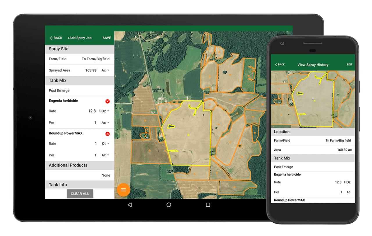 Mapping and GPS tracking app