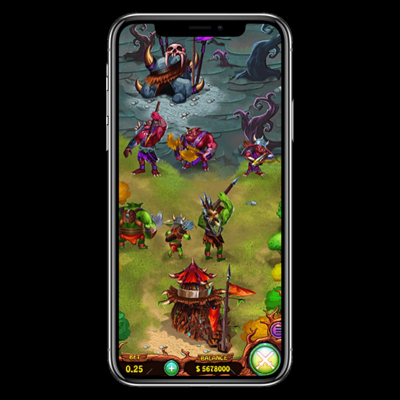 Tower Defense Game development gameplay
